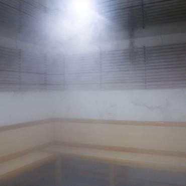 Cold Sauna Room