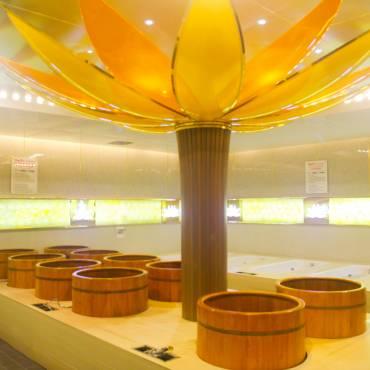 Female Bathing Area