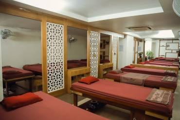 Shared Massage Room