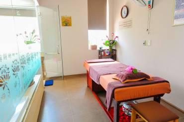 VIP massage room