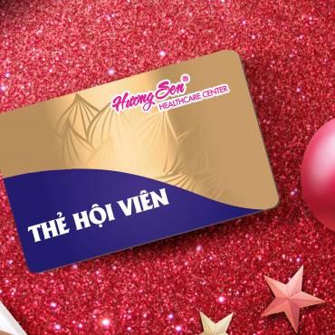 Huong Sen Member Card